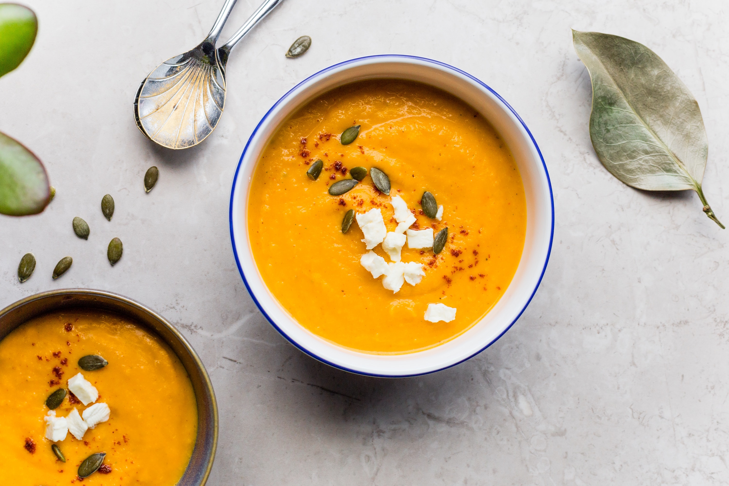 how to cut a squash and create vegan recipes for the holidays. Comfort food