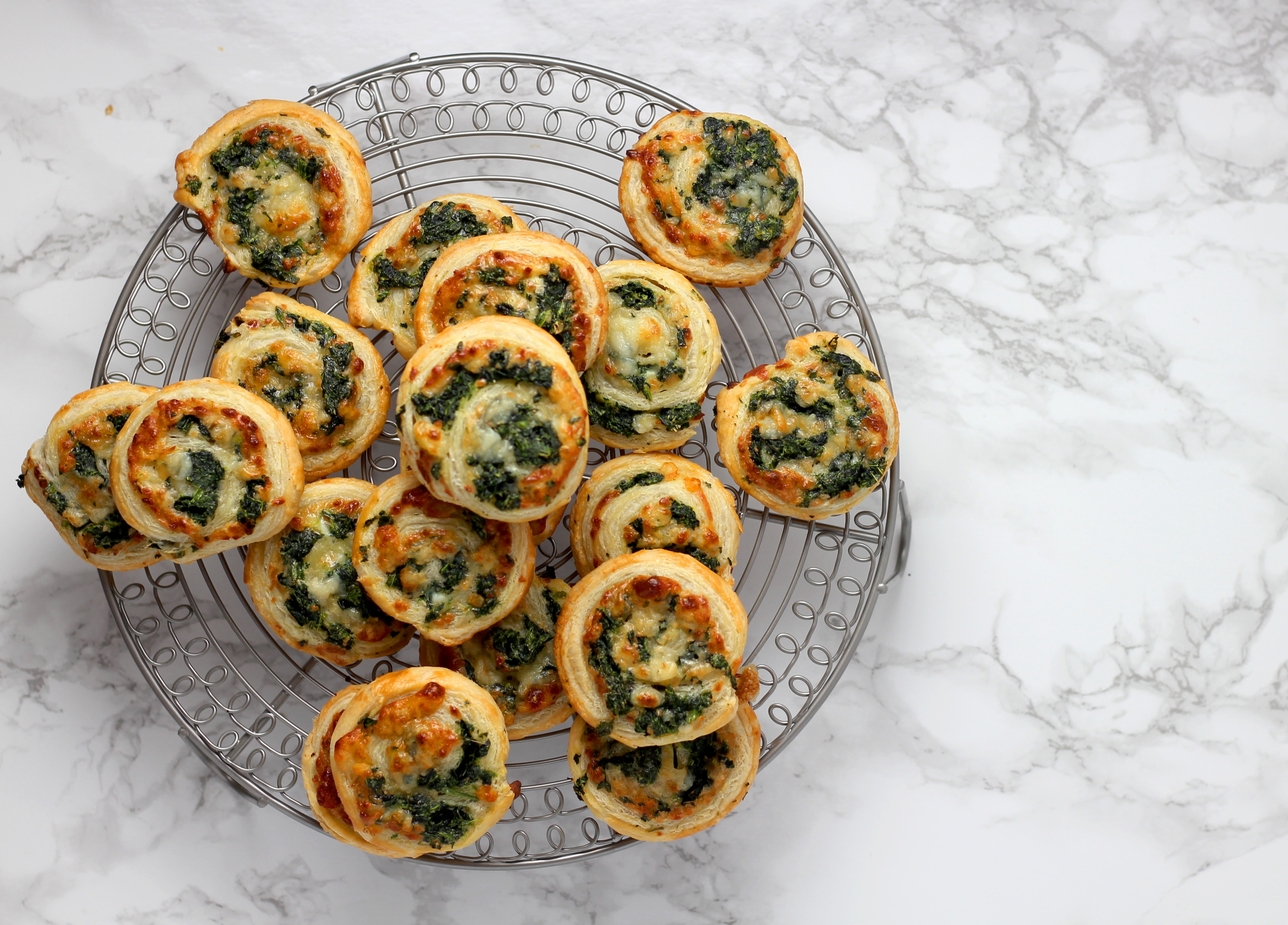 A few vegetarian and vegan canapé ideas for the holidays
